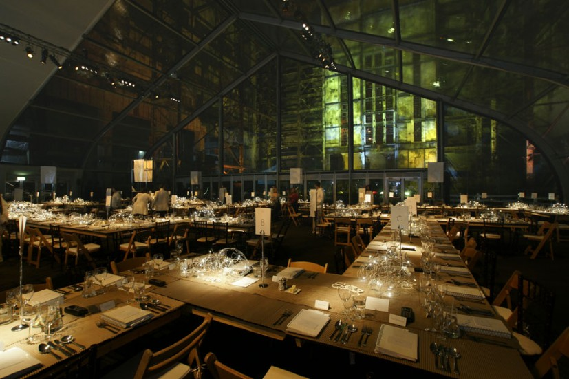 Contemporary Art Society's Annual Fundraiser Systems, held at Battersea Power Station, London, 2010, photo: Rob Falconer, IndustriUK