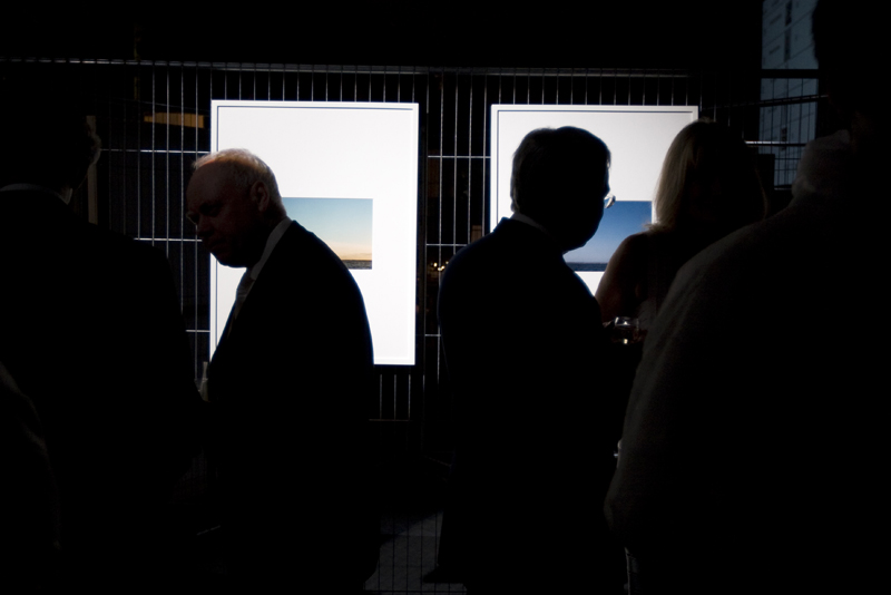 Contemporary Art Society's Annual Fundraiser Systems, held at Battersea Power Station, London, 2010, photo: Matthew Blaney