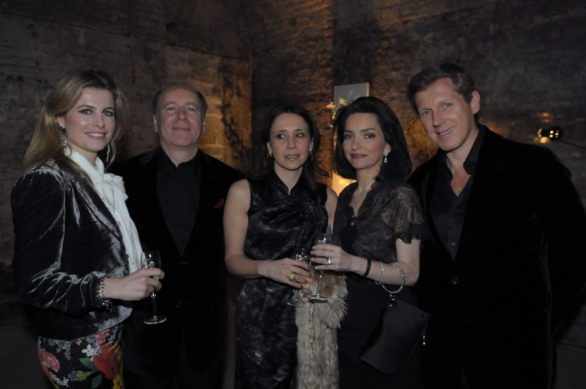 Contemporary Art Society's first Annual Fundraiser Gothic held at The Shunt Vaults, London SE1, 2009 (photo: Jonathan Rose)