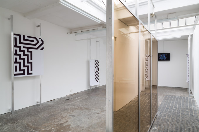 Image: Roman Vasseur, Designs Towards a Meeting Place for Future Events of Universal Truth, installation view, Cubitt Gallery, 2013. Photo: Mark Blower. Image courtesy the artist and Cubitt Gallery.