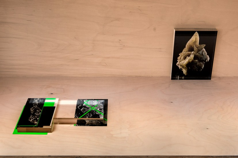 Suzanne Mooney, Propositions, 2013. Found Illustrations, Paper, Acrylic, dimensions variable. Photo: Joe Plommer
