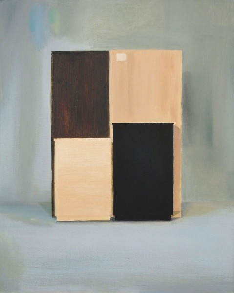Furniture, 2010, oil on canvas, 30 x 24cm. © the artist