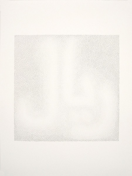 IRR, pencil on paper, 70 x 50cm, 2009. © Frances Richardson, photo courtesy the artist