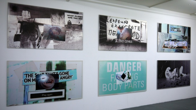 Cos What's Inside Him Never Dies, 2011. Image courtesy the artist and MOTINTERNATIONAL, London. © the artist