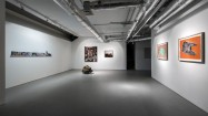 Contemporary Art Society Display Space, featuring Phyllida Barlow. Credit: Joe Plommer, 2013