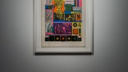 Eduardo Paolozzi, Conjunctures to Identity (1963), screenprint, 74.9 x 50.2cm. Courtesy Wolverhampton Art Gallery. ICA print portfolio. Photo: Joe Plommer