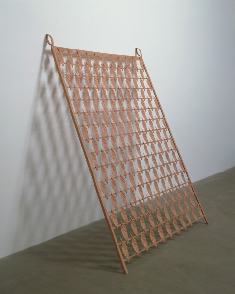 Attic, 2005, zinc and copper-coated steel, 200 x 155 x 101cm, © the artist. Photo: Peter White