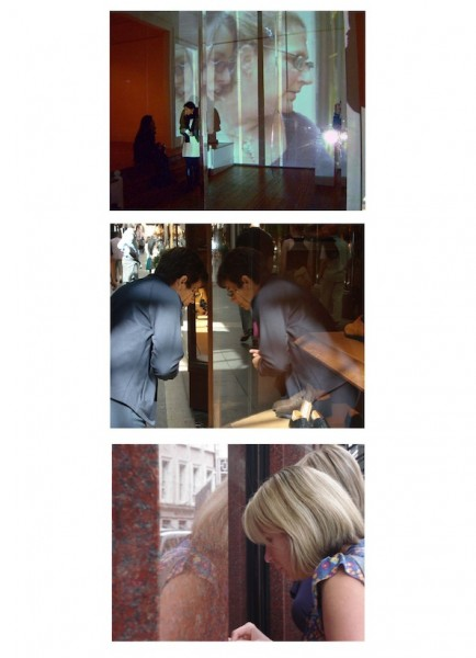 Around the Arcade, 2009, dvd, dimensions variable, © the artist