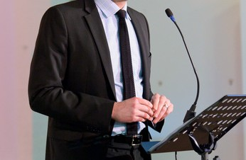 Paul Hobson, Director of the Contemporary Art Society Contemporary Art Society Annual Award 2011, photo: Nicholas Harvey