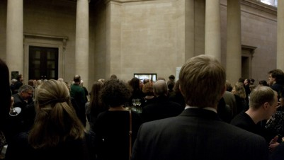 The Contemporary Art Society Annual Reception and Annual Award Announcement, 2010 2010 held at Tate Britain in the Contemporary Art Society's Centenary Year, ©Contemporary Art Society photo: Matthew Blaney