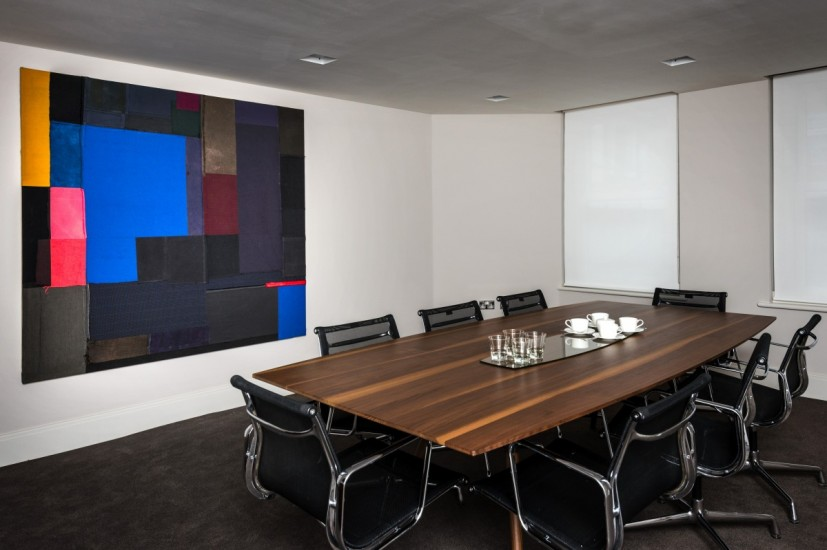 Samadhi by Michael Conrads, Private Equity Offices, Mayfair, London. Photo: Joe Plommer.