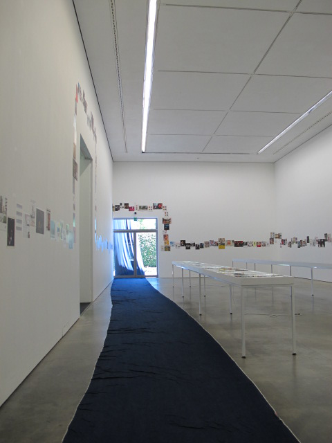 solo exhibition at Milton Keynes Gallery, installation view, ©  the artist
