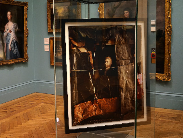 Citizen Manchester: Coleridge at 44, 2014, Dan Dubowitz (Manchester Art Gallery)