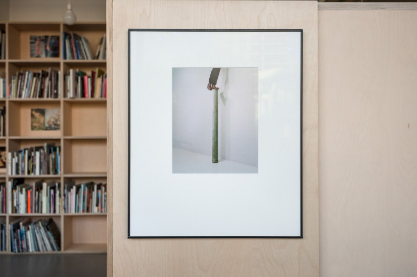 Tom Lovelace, In Preparation No.09, chromogenic print, 60 x 50cm, edition 4 of 5, 2012. Photo: Joe Plommer.