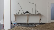«Thermit Welding» 2012 Installation view SALTS, Basel 2012 © the artist