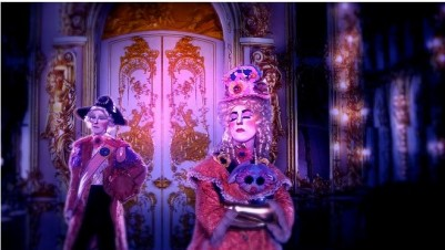 Rachel Maclean, still from Over the Rainbow, 2013