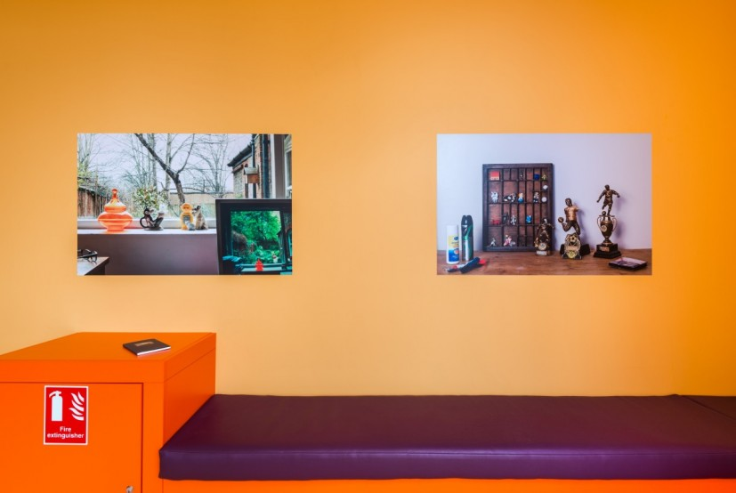 Nicky Hirst, Significant Ordinary Objects, Kingfisher Court, 2014. Image Credit: Joe Plommer