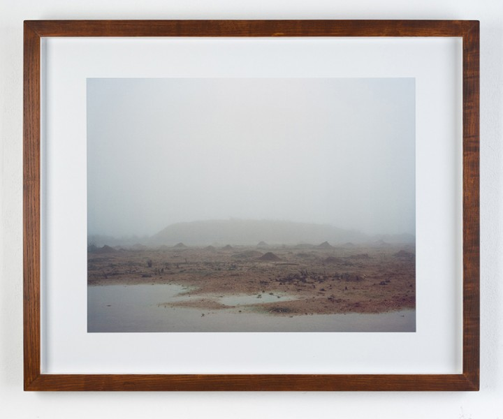 Landscape No.04, Site 407, framed Chromogenic print, 90 x 120cm, edition of 3, 2008