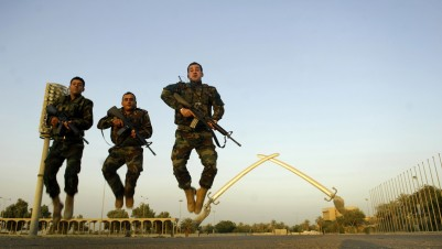 Jamal Penjweny, Photograph from the series Iraq is flying (2006-10), Courtesy the artist