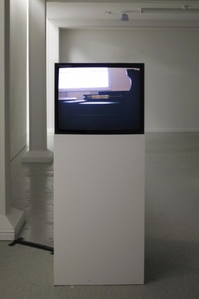 Maeve Rendle, Installation Mabel. Courtesy of the artist and Amy Botfield