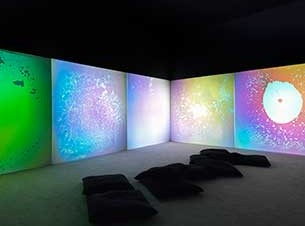 Gustav Metzgar, Liquid Crystal Environment, 1965, remade 2005, Tate