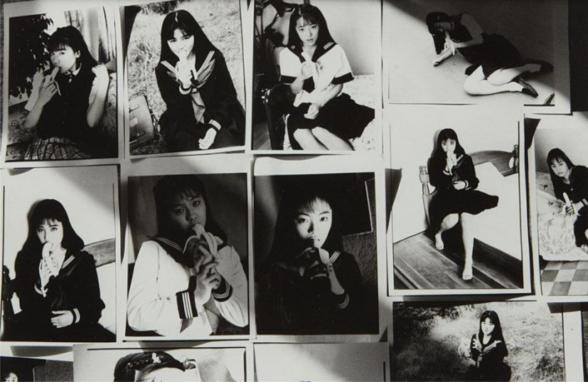 Nobuyoshi Araki, 101 Works for Robert Frank (Private Diary), 1993. Courtesy of The Walther Collection and Anton Kern Gallery, New York.
