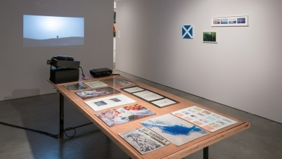 The Short and the Long of It (2010-12), Installation view, Charles H. Scott Gallery, Vancouver, 2012. Courtesy the artist. Photo: Scott Massey