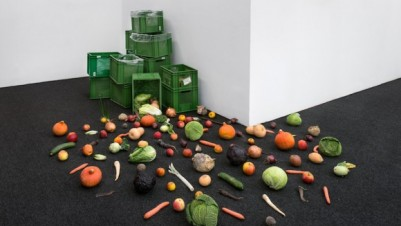 Nina Beier, Scheme, 2014. Online organic vegetable box scheme, delivered to host gallery at times intervals, dimensions variable. Courtesy the artist and Croy Nielsen, Berlin