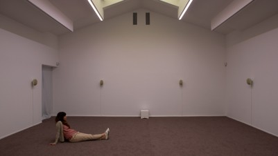 Uriel Orlow, Unmade Film. Installation view, CCS, Paris, 2013 (Photo: Marc Domage). Courtesy the artist.