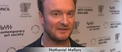 Nathaniel Mellors. Winner,  in partnership with the Harris Museum & Art Gallery of the Contemporary Art Society Annual Award 2014