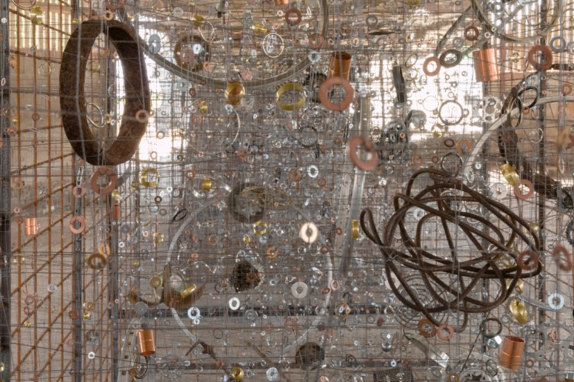 Tania Kovats, 'One Billion Objects in Space', 2014. Image credit: Joe Plommer