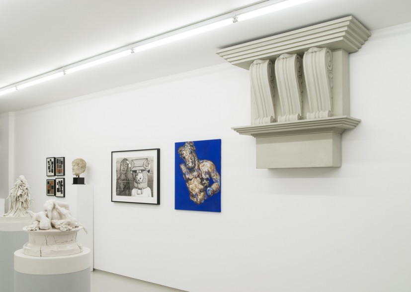 CLASSICICITY - Installation View, Breese Little, March 2015. Courtesy Breese Little, London. Photography Tom Horak (4)