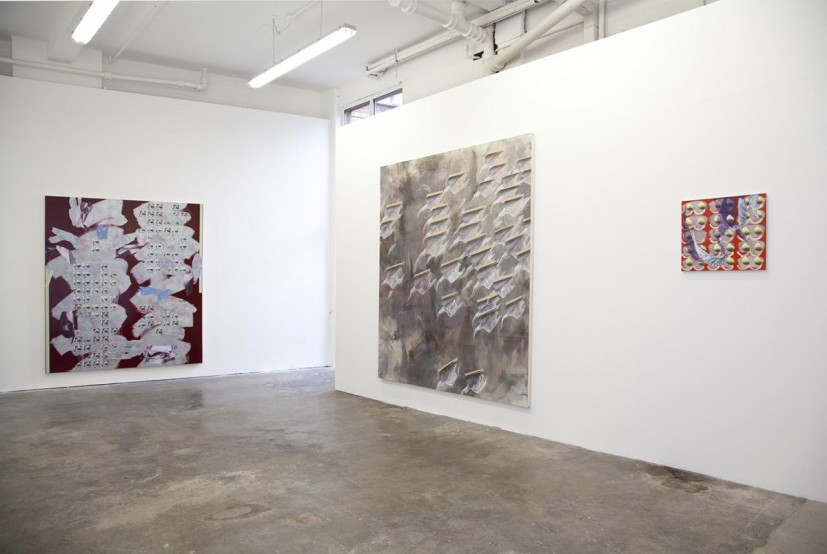 Deeper Bite, installation view, 2015. Image courtesy the artist, © the artist