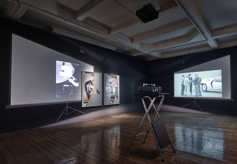 David Maljkovic, installation view, Sprüth Magers London, 10 April - 9 May, 2015. Courtesy of the artist and Sprüth Magers