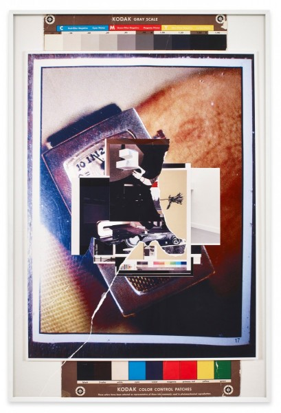 David Maljkovic, New Reproduction, inkjet prints collaged and mounted on alubond, 150 x 100cm, 2013 (3), Sprüth Magers London, 10 April - 9 May, 2015. Courtesy of the artist and Sprüth Magers