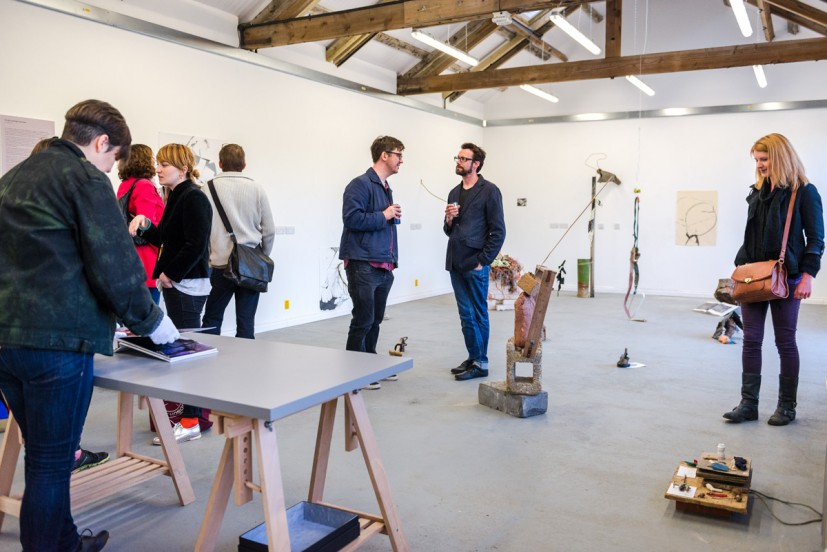 Aid & Abet, The Soft Landscape, preview, from GRAVEL: notes from the other side of the fence, 28-30 May 2015. Photo: Joe Plommer