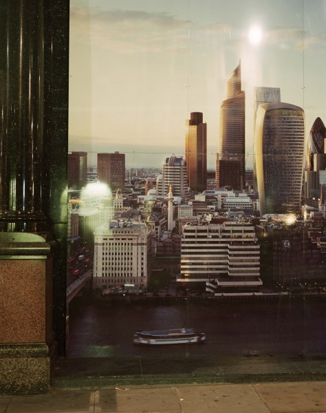 London Dust, photograph, 155 x 120cm, 2012. Image courtesy the artist, © the artist