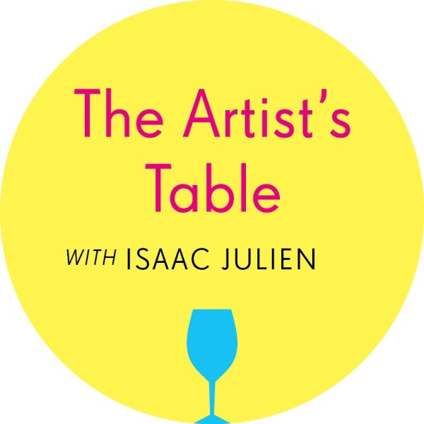 The Artist's Table with Isaac Julien