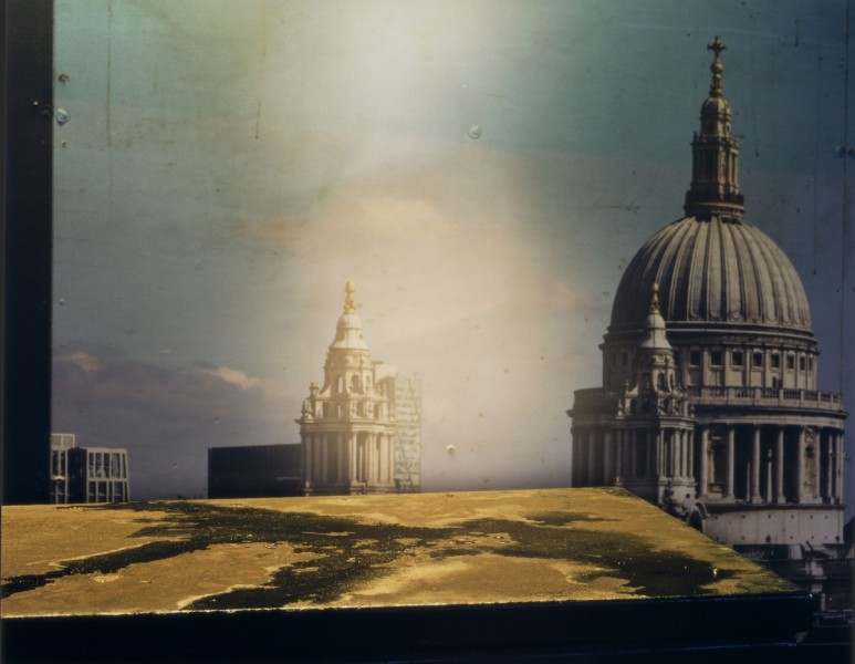 Walkie Talkie Melted My Golden Calf, 50 x 70cm, photograph, 2013. Image courtesy the artist, © the artist