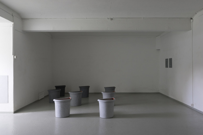 Thomas Hutton, 'Under the Façade – Can you see it?', installation view, 2014. Joni Levy, Zurich. Courtesy of the artist.