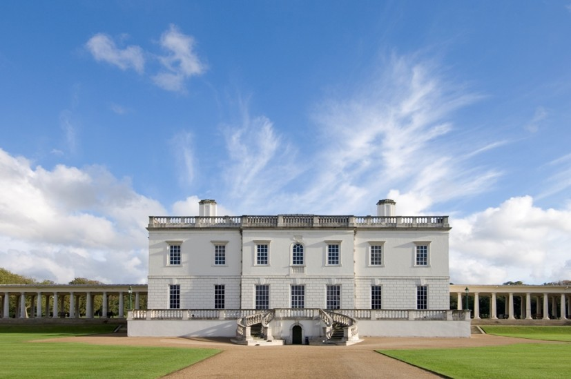 The Queen's House, Greenwich. Photo courtesy National Maritime Museum, Greenwich, London