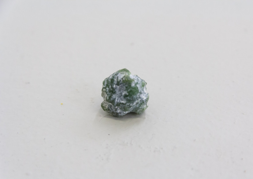 Richard Rigg, Untitled, 2011, carved jade pendant, 1.1 x 1.8 x 1.4cm. Image courtesy the artist and Workplace London