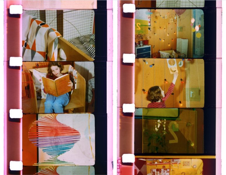 2. Chapters One to Five, 2012, 16mm Film Scan_SMALLER