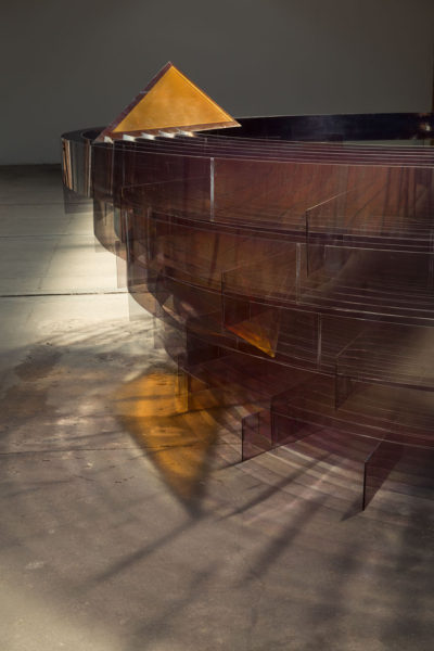 Alison Wilding, Arena, 2000.  Courtesy the artist and Karsten Schubert. Photo by Peter White