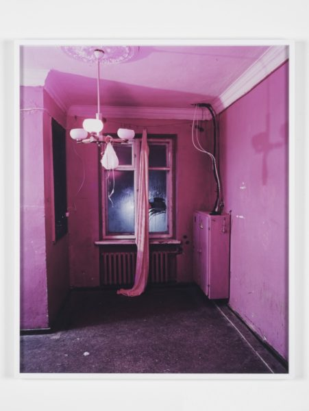 Andrew Miksys, Untitled, Eišiškės, Lithuania, 2003. Digital C-print, 60 x 50 cm. © Andrew Miksys. Courtesy Maureen Paley, London