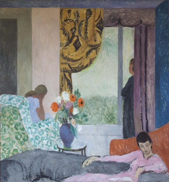 Vanessa Bell, The Other Room, late 1930s, 161 x 174 cm, Private Collection, © The Estate of Vanessa Bell, courtesy of Henrietta Garnett. Photo credit: Photography by Matthew Hollow
