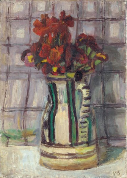 Vanessa Bell, Wallflowers, c. 1950, Oil on canvas, 35.6 x 25.4 cm, Private Collection. © The Estate of Vanessa Bell, courtesy of Henrietta Garnett. Photo credit: © Christie's Images / Bridgeman Images