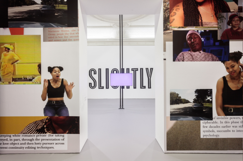 Martine Syms, Fact & Trouble, 2016, exhibition, Photos by Mark Blower