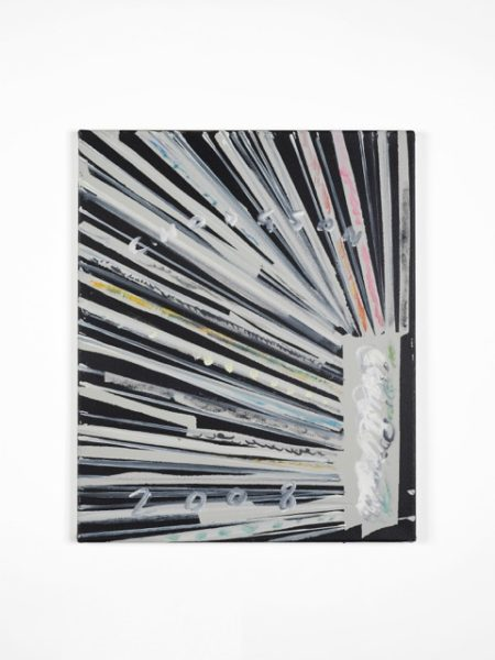 Clive Hodgson, Untitled, 2008. Oil on canvas, 55 x 60 cm. Courtesy of Arcade