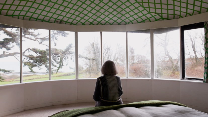 Laura Gannon, Silver House, 2015. Digital film, 20 min 9 sec. Courtesy of the artist and Kate Macgarry
